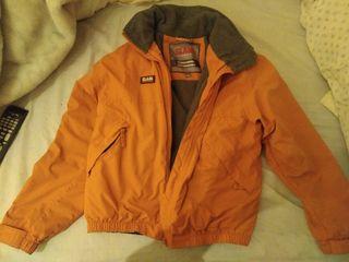 chaqueta SLAM naranja