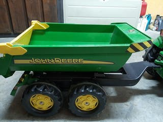 tractor pedales jonh deere