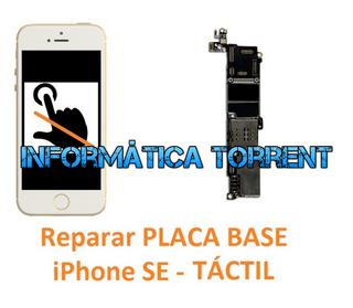 Reparar Placa Base IPhone SE TÁCTIL