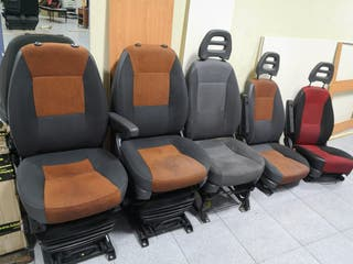 asientos furgoneta