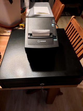 Impresora Ticket con cajon