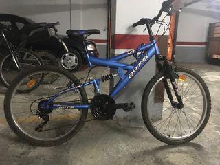 Bicicleta junior muy muy muy nueva