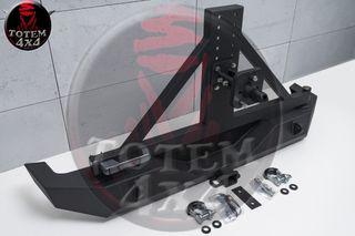 Paragolpe trasero soporte rueda Jeep Wrangler JL