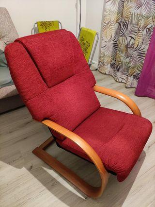sillón descanso / muy cómodo