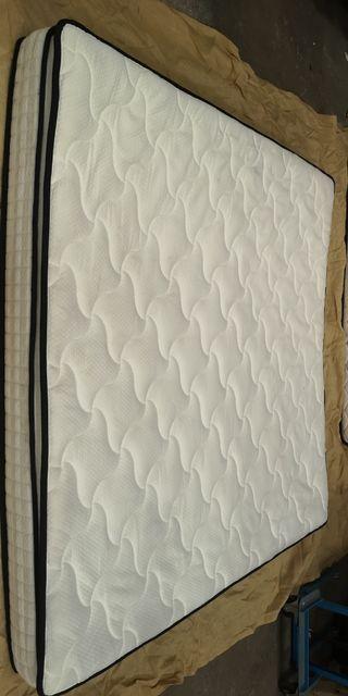 Liquidación de colchón 200x200 22c. grosor