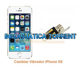 Cambiar Vibrador IPhone 5S