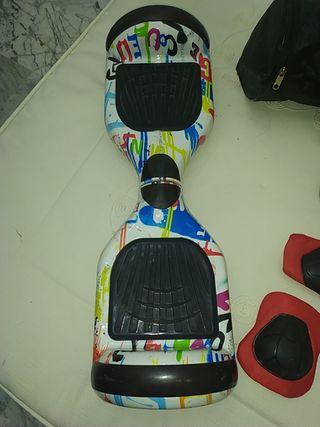 hoverboard, kart, y accesorios