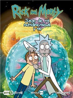 NUEVO Rick y Morty juego rol multidimensional