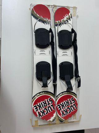 Ski big foot nuevo