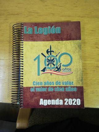 agenda legión 100 aniversario