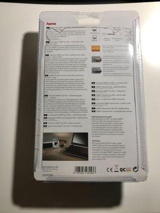 Convertidor HDMI para VGA
