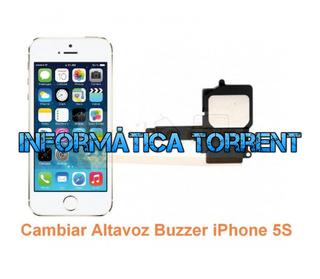 Cambiar Altavoz Buzzer IPhone 5S