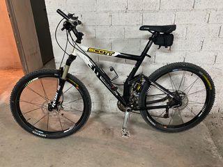 Bici Scott 26 doble, en perfecto estado M