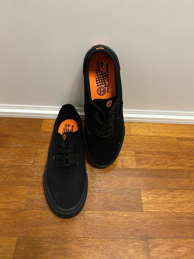 Zapatillas polinesia