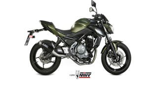 Escape mivv kawasaki z650 gp pro carbono