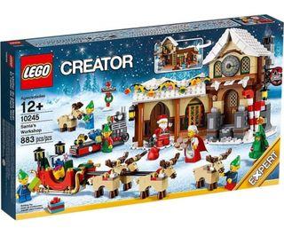 Lego 10245 Taller de Papa Noel