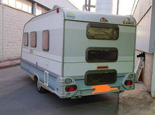 Caravana ACE de 5 plz 750 kilos