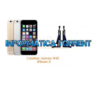 Cambiar Antena Wifi IPhone 6
