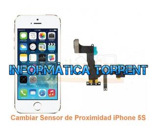 Cambiar Sensor De Proximidad IPhone 5S