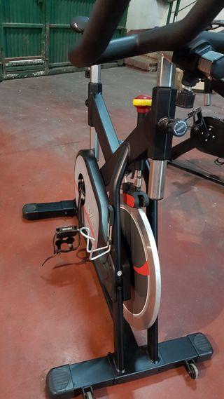 Bicicleta de spinning EXE freno magnetico