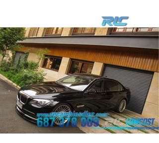 BMW 7 F01 F02 SPOILER FRONTAL LIP LOOK ALPINA