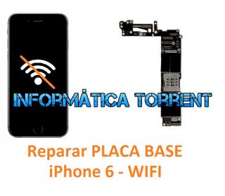 Reparar Placa Base IPhone 6 WIFI