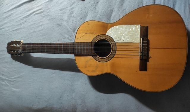 guitarra + cuerdas