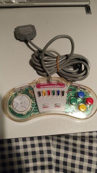 mando competition pro super Nintendo