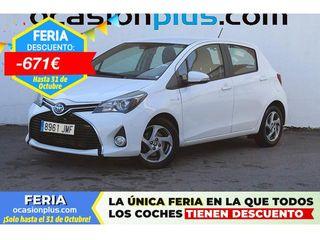 Toyota Yaris 1.5 Hybrid City 74 kW (100 CV)