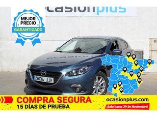 Mazda Mazda 3 2.2 DE MT Style Confort 110 kW (150 CV)