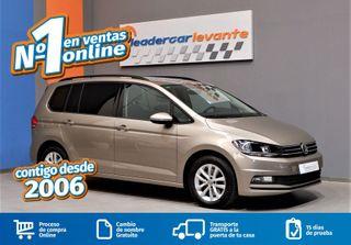 Volkswagen Touran Advance 1.6 TDI 85kW (115CV)