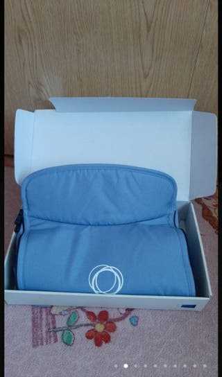 Cubrepies Bugaboo Cameleon 3.Color ICE BLUE