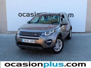 Land Rover Discovery Sport 2.0L TD4 HSE 4x4 110 kW (150 CV)