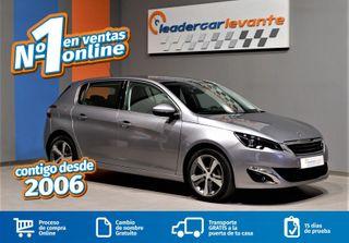 Peugeot 308 5p Allure 1.6 BlueHDi 88KW (120CV)