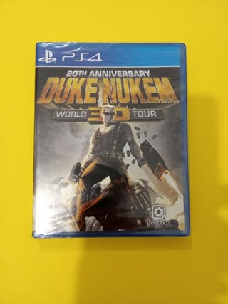 Duke Nukem 3D 20th Anniversary PS4