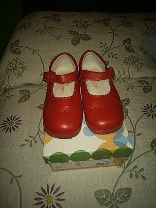 Zapatos andarines