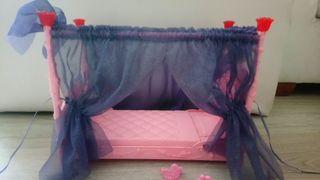 Cama barbie bella durmiente