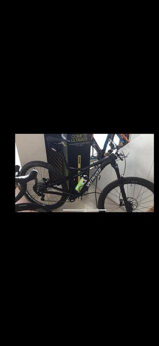 Bicicleta de montaña Specialized Stumpjumper FSR C