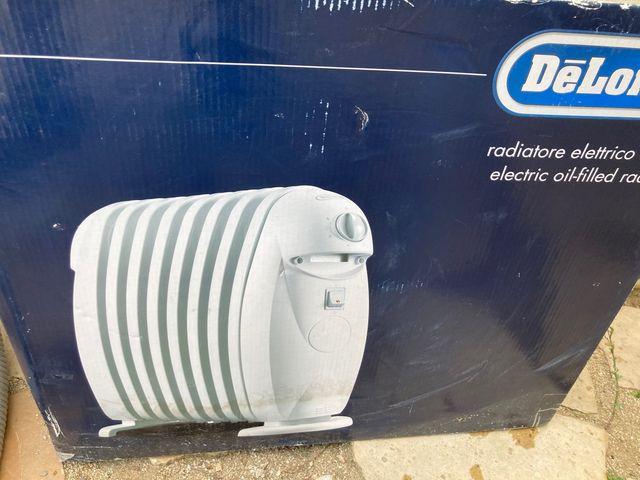 Radiador Delonghi eléctrico