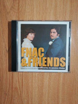 """Cd """"Fnac & friends"""""""