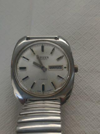 Reloj automático vintage Citizen