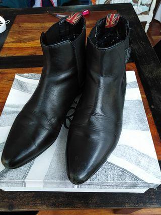 Botines Pepe jeans Piel mujer 37