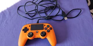Ps4 mando con cable