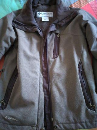 Abrigo Columbia talla xs