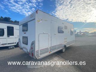 caravana sterckeman 490 pe -nevera grande-aire