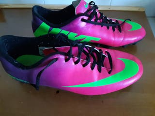 botas de fútbol Nike Mercurial impecables