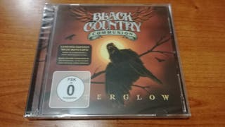 CD + DVD Black Country Communion Afterglow