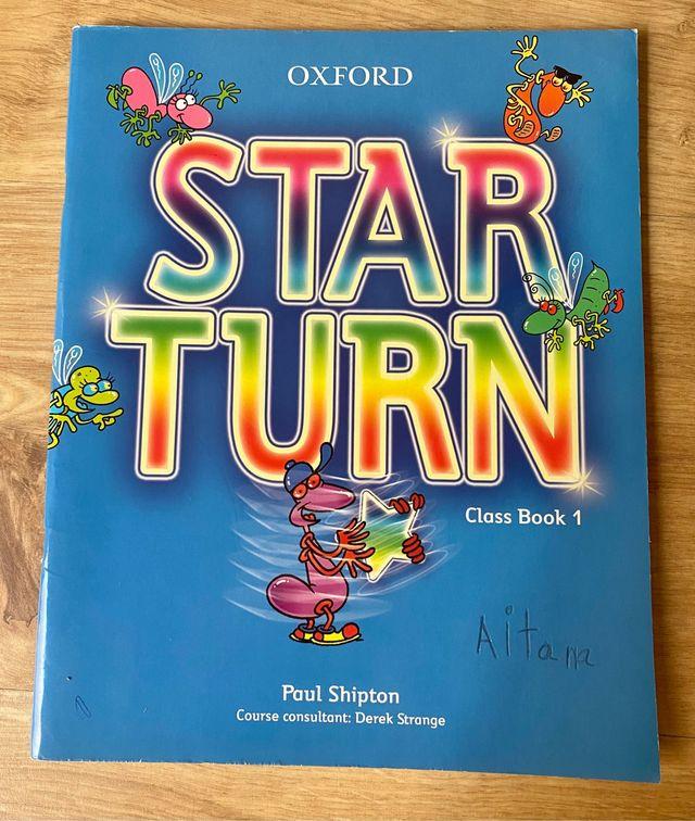 Libro de inglés Star Turn 1 Oxford Paul Shipton