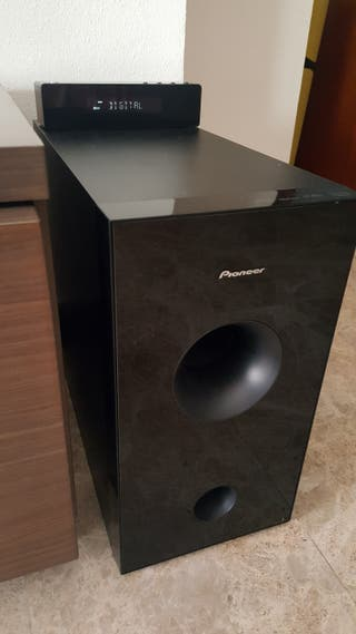 Altavoces Home Cinema 5.1 Pioneer 600W (con cable)