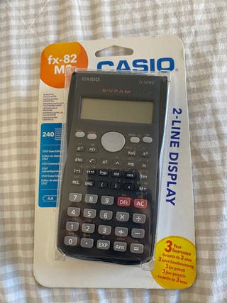 Calculadora Casio Sin estrenar